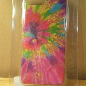 Glitter Tie Dye Phone Case For iPhone 6/7/8+